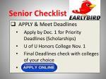senior checklist4