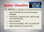 senior checklist6