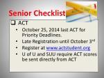 senior checklist7