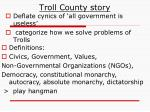 troll county story