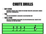 chute drills