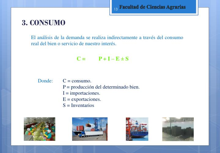 3. CONSUMO