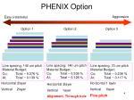 phenix option