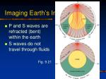 imaging earth s interior