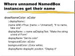 where unnamed namedbox instances get their name