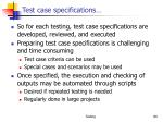 test case specifications4