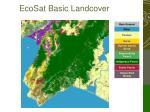 ecosat basic landcover