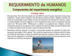requerimiento de humanos componentes del requerimiento energ tico1