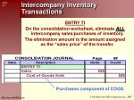 intercompany inventory transactions1