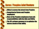 enron peoples joint venture