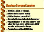 manlove storage complex
