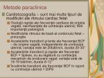 metode paraclinice