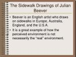 the sidewalk drawings of julian beever