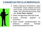 9 kemampuan penyuluh mempersuasi1