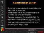 authentication server1