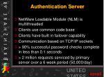 authentication server3