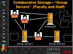 collaborative storage group servers faculty and staff1