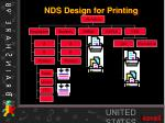 nds design for printing