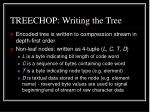 treechop writing the tree