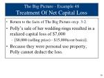 the big picture example 48 treatment of net capital loss