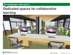 dedicated spaces for collaborative learning2
