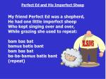 perfect ed and his imperfect sheep2