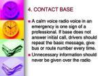 4 contact base