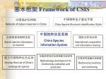 framework of csis