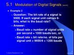 5 1 modulation of digital signals cont2