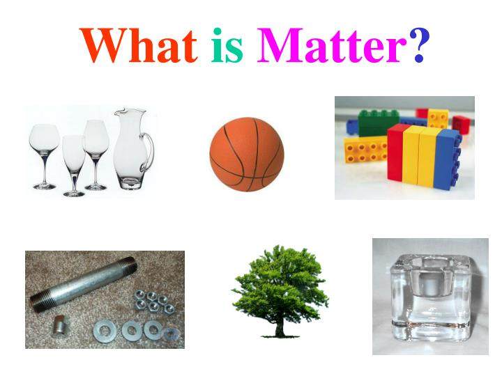 what is matter n.