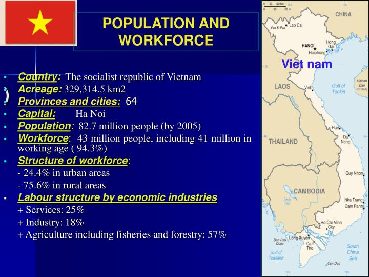 Vu nhu van deputy director bureau for safe work molisa vietnam