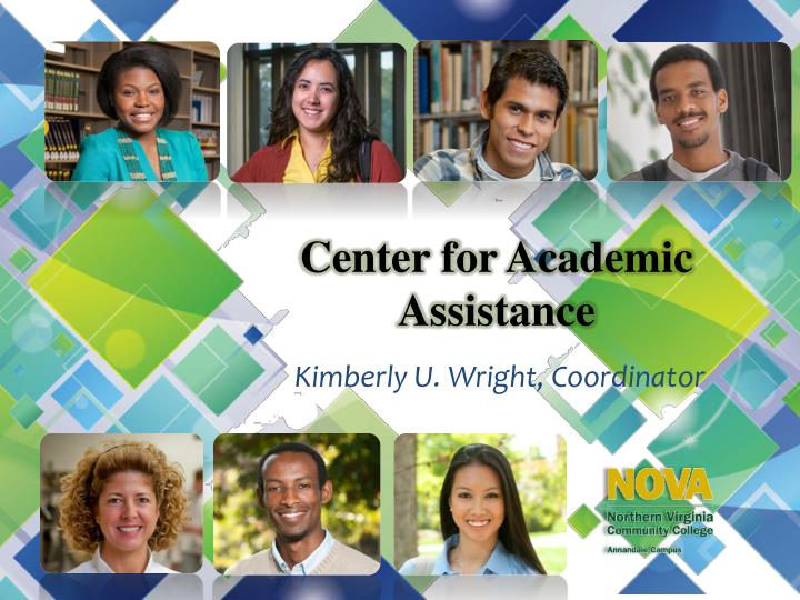 center for academic assistance n.