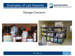 examples of lab hazards7