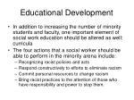 educational development1
