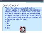 quick check1