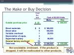 the make or buy decision4