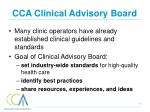 cca clinical advisory board1