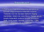tokarski no