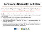 comisiones nacionales de enlace4