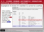 6 1 signed number arithmetic operations avoiding erroneous results3