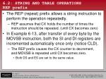 6 2 string and table operations rep prefix