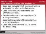 objectives this chapter enables the student to1