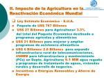 ii impacto de la agricultura en la reactivaci n econ mica mundial1
