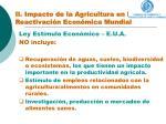 ii impacto de la agricultura en la reactivaci n econ mica mundial2