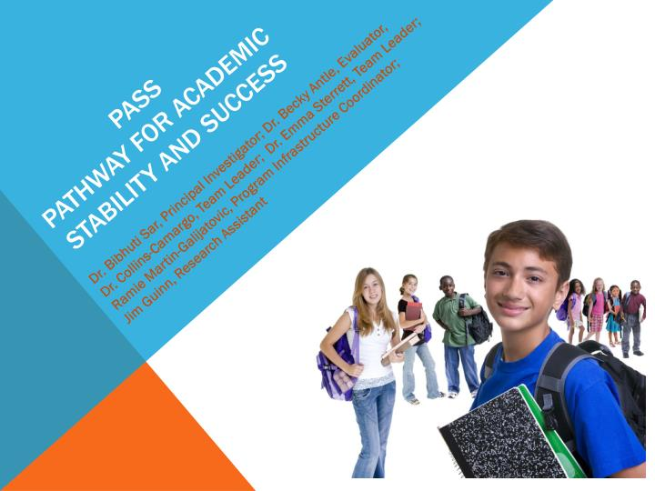 pass pathway for academic stability and success n.