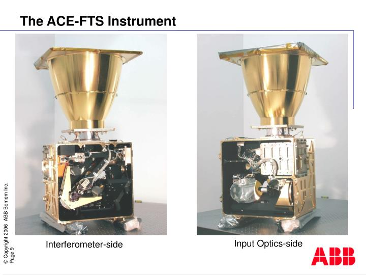 The ACE-FTS Instrument