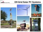 off grid solar pv systems1