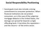 social responsibility positioning12