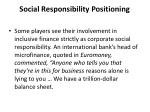 social responsibility positioning2
