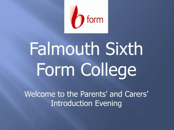 welcome to the parents and carers introduction evening n.